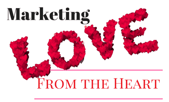 Marketing from the Heart by Sue-Ann at writemixforbusiness.com