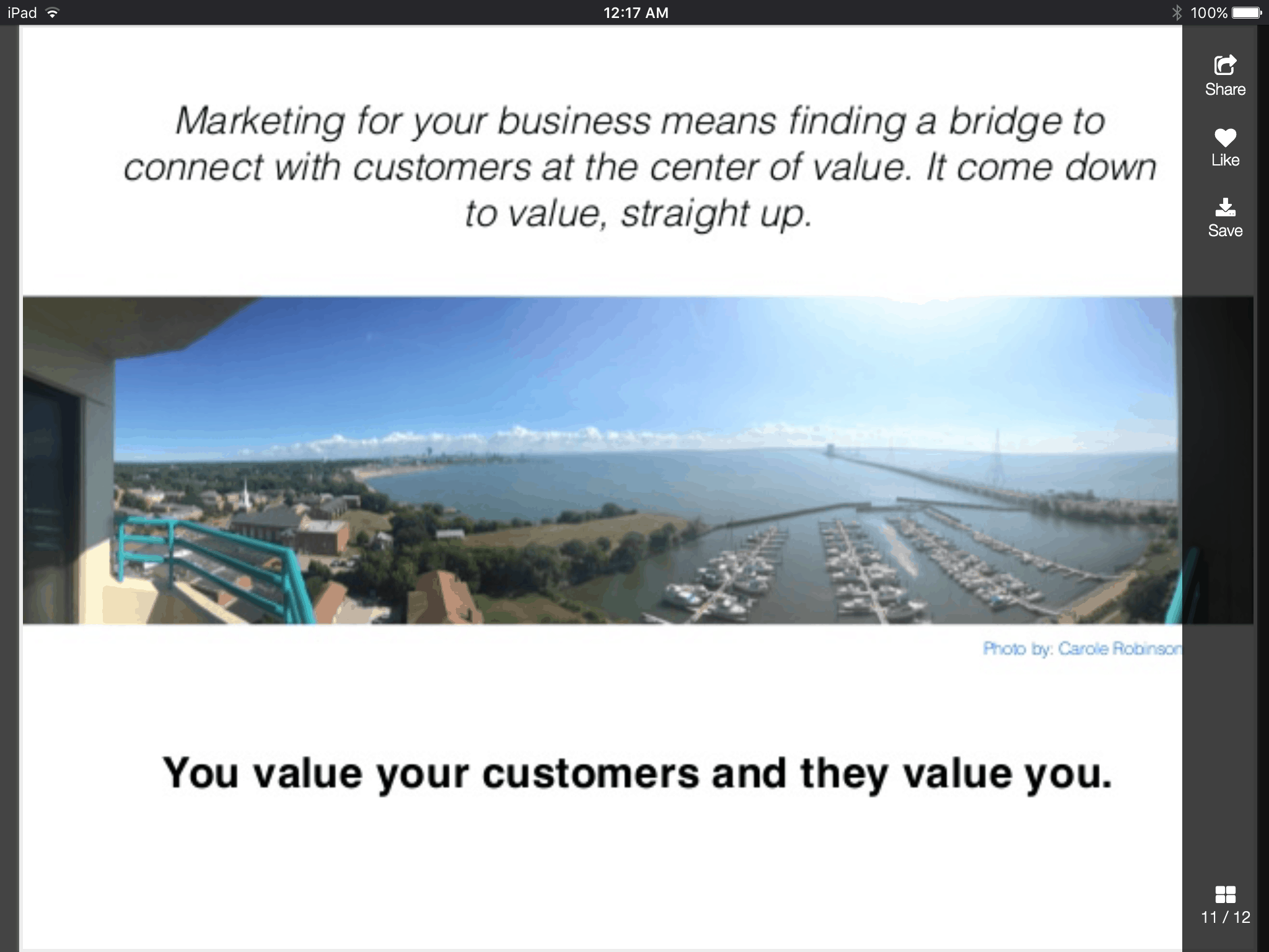 Marketing is Easy by Sue-Ann Bubacz for writemixforbusiness.com