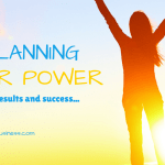Planning Power For Positive Progress All Year